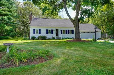 Marlborough Single Family Home Under Agreement: 40 Country Ln