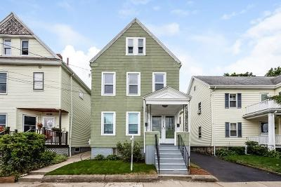 Watertown Multi Family Home Price Changed: 244 Sycamore St