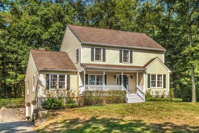 Ashland Single Family Home Under Agreement: 39 Nancy Dr