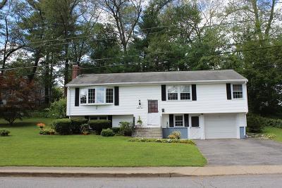 Hudson Single Family Home Under Agreement: 2 Ridge Road