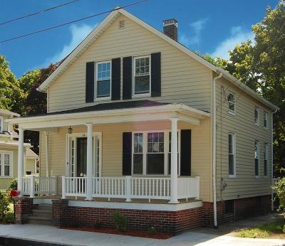 Attleboro Single Family Home For Sale: 14 Kendall Avenue