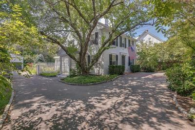 Beverly Single Family Home Under Agreement: 813 Hale Street