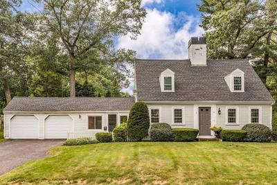 Lynnfield Single Family Home Sold: 57 Locksley Road