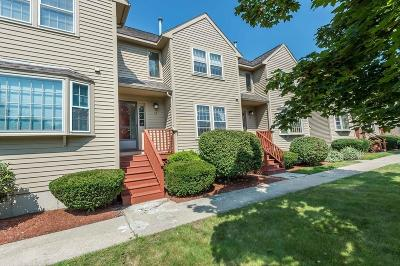 Tewksbury Condo/Townhouse Under Agreement: 81 Quail Run #81