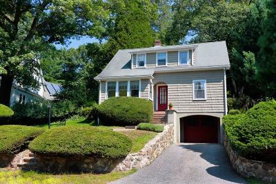 Wellesley Single Family Home Contingent: 47 Avon Road