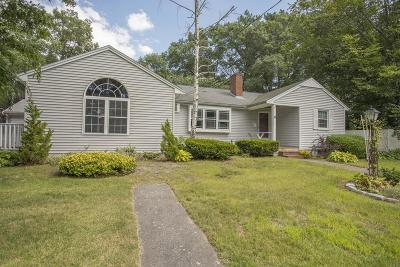 East Bridgewater Single Family Home Contingent: 31 Sherwood Circle