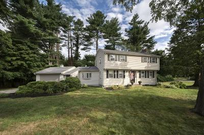 Scituate Single Family Home For Sale: 4 Westgate Ln