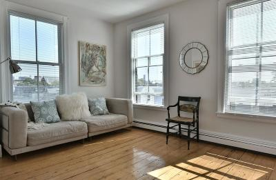 Somerville Condo/Townhouse Sold: 367 Somerville Ave #I