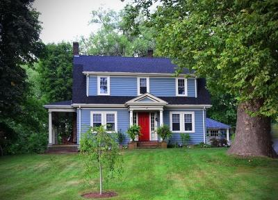 East Bridgewater Single Family Home Under Agreement: 497 Highland Street