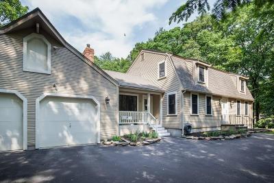 Hopkinton Single Family Home For Sale: 12 Pond Street