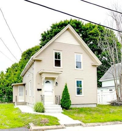 Attleboro Single Family Home Price Changed: 22 Parker
