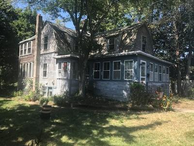 Weymouth Single Family Home Under Agreement: 1093 Main Street