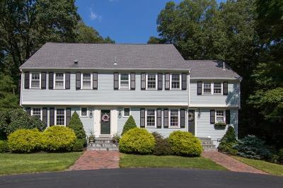 Sherborn Single Family Home For Sale: 70 Russett Hill Road