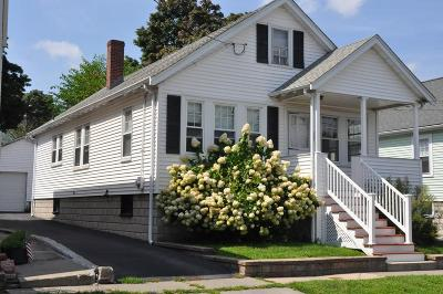 Watertown Single Family Home Contingent: 120 Westminster Avenue