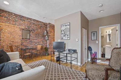 Condo/Townhouse Under Agreement: 16 Foster Street #5