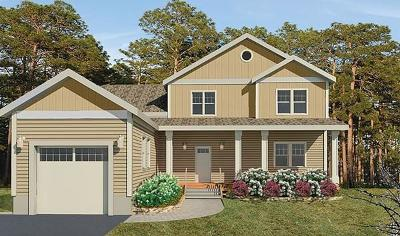 Wareham Condo/Townhouse Under Agreement: 35 Bay Pointe Dr.lot 28