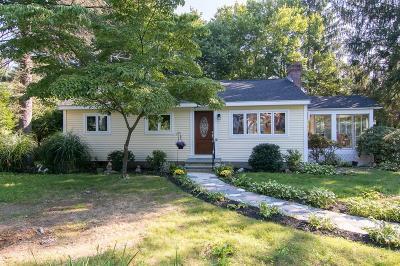Ashland Single Family Home Under Agreement: 9 Tudor Lane