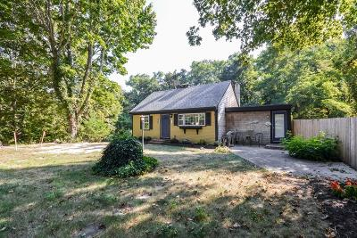 MA-Barnstable County Single Family Home Under Agreement: 17 Bauer Ln