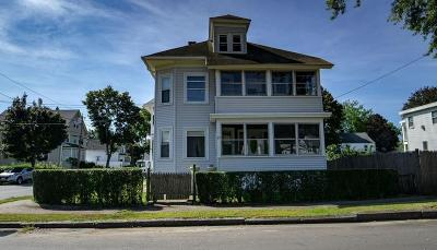 Methuen Multi Family Home Under Agreement: 57 Lippold St.