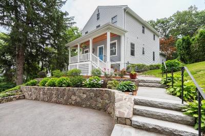 Andover Single Family Home Contingent: 8 Ferndale Avenue