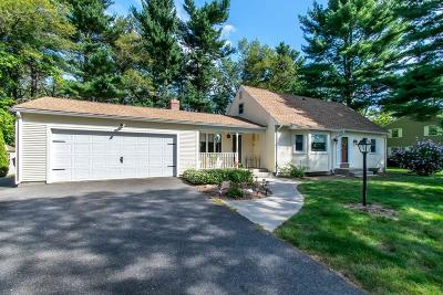 Wilbraham MA Single Family Home For Sale: $325,000