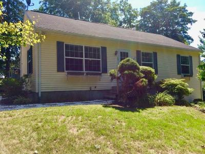 Bourne Single Family Home Under Agreement: 19 County Rd