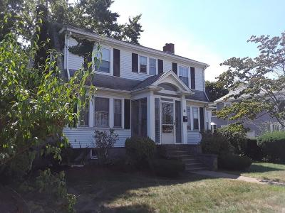 Rockland Single Family Home For Sale: 385 Market St.