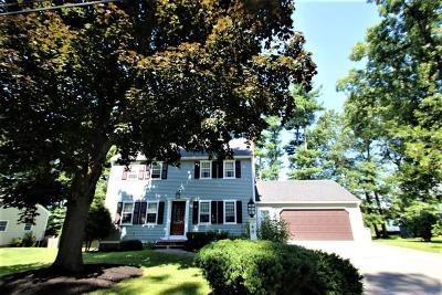 Methuen Single Family Home For Sale: 48 Longview Ter