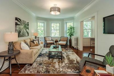Brookline Condo/Townhouse Contingent: 166 Fuller St #3
