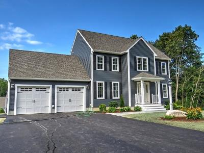 Whitman Single Family Home For Sale: 421 Franklin Street