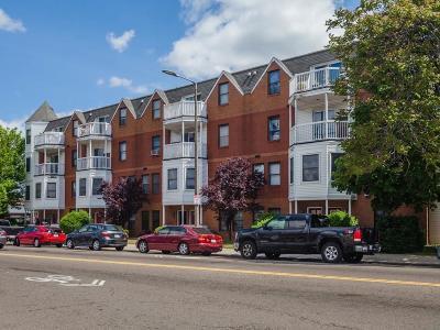 Condo/Townhouse Under Agreement: 336 Adams St #5