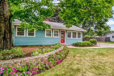 Maynard Single Family Home Under Agreement: 3 Turner Rd