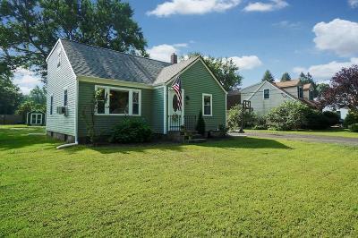 Norton MA Single Family Home Contingent: $329,900