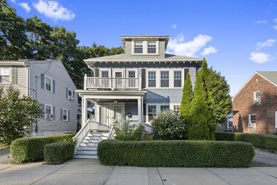 Condo/Townhouse Under Agreement: 35 Zeller Street #35