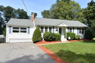 Hudson Single Family Home Back On Market: 16 Reardon Rd