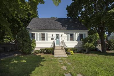 Rockland Single Family Home For Sale: 206 East Water Street