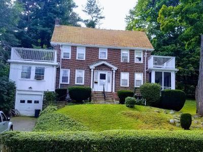 Arlington MA Single Family Home For Sale: $988,000