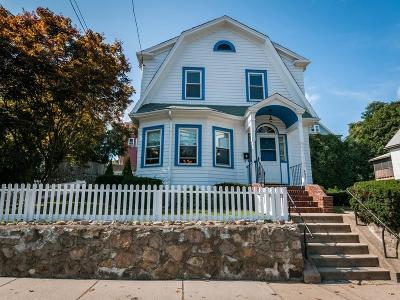 Boston Single Family Home For Sale: 4823 Washington St