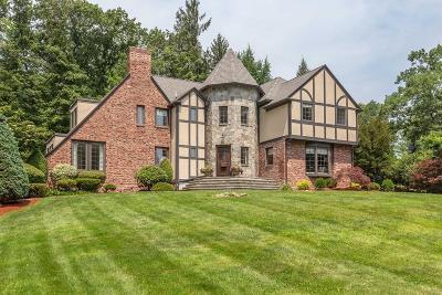 Wellesley Single Family Home For Sale: 101 Hundreds Road