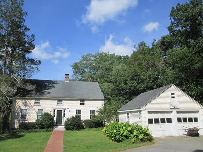 Ipswich Single Family Home Under Agreement: 411 Linebrook Rd