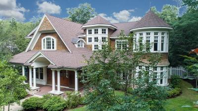 Wellesley Single Family Home Under Agreement: 27 Ledgeways