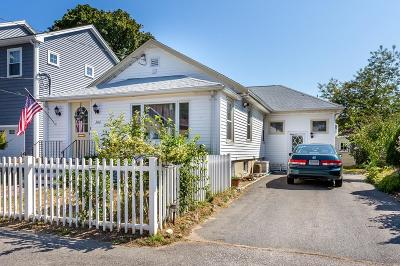 Quincy Single Family Home Under Agreement: 366 Manet Ave
