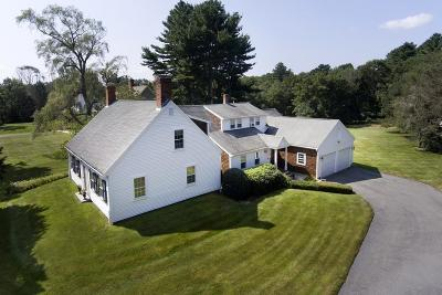 Norwell MA Single Family Home For Sale: $749,900