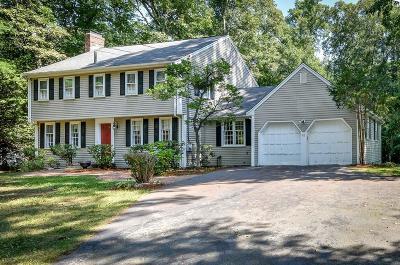 Wayland Single Family Home For Sale: 62 Woodridge Rd