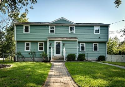 Framingham Condo/Townhouse For Sale: 187 Wilson St #187