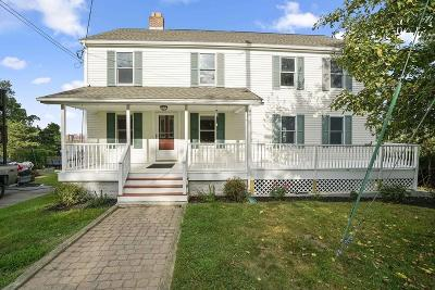Hull Single Family Home For Sale: 54 Salisbury Street