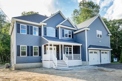 Burlington Single Family Home For Sale: 31 Wilmiington Road