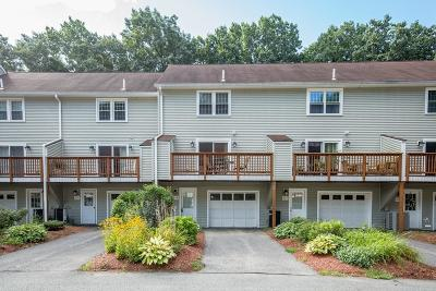 Tewksbury Condo/Townhouse Sold: 126 Patrick Rd #126
