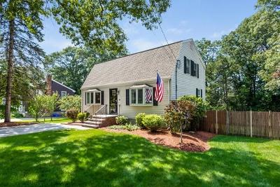 Billerica Single Family Home Under Agreement: 33 William Rd