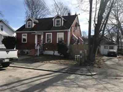 Brockton Single Family Home Under Agreement: 200 Nilsson St